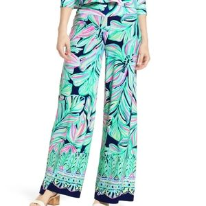 Lilly PULITZER Weslee BRAND new palazzo pants